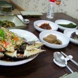 ソウル マポの有名店で味わうカンジャンケジャン(ワタリガニの醤油漬け)